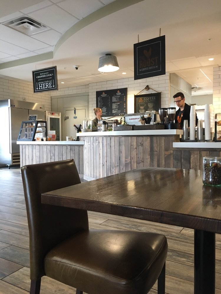 The ROOST Coffee House: 9633 Prominent Pt, Colorado Springs, CO