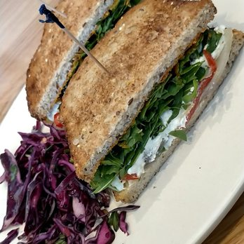 Photo Of Modern Market Eatery Columbia Md United States Goat Cheese And