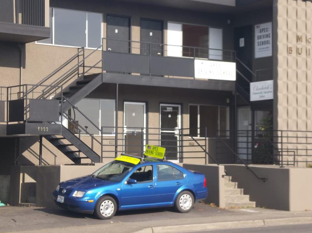 Apex Driving School | 5903 244th St SW Ste H, Mountlake Terrace, WA, 98043 | +1 (425) 346-4581