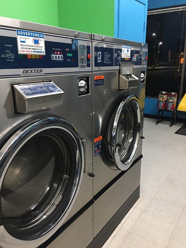 Express Laundromat: 305 Pine St, Galt, CA