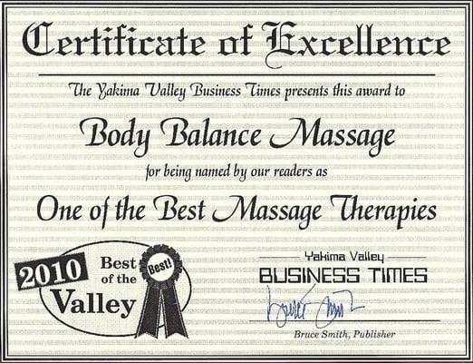 Massage places in yakima wa