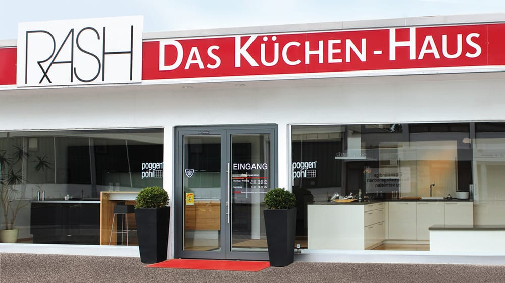 Rash-Küchen-Haus - Bad & Küche - Borsigstr. 10, Heusenstamm, Hessen ...