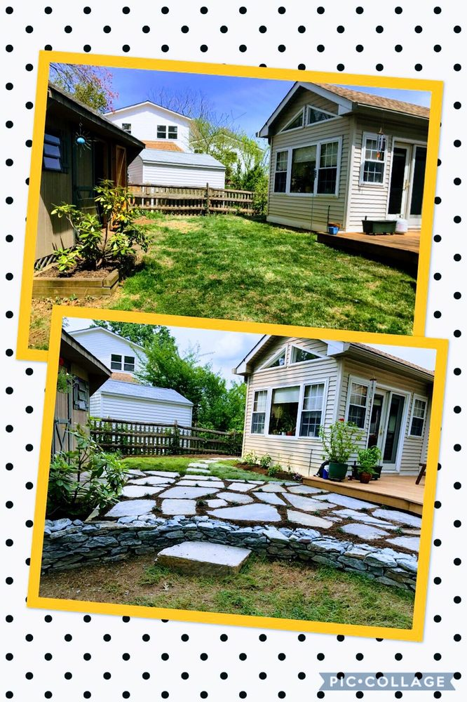 Carlos Martin Landscape Design: 13509 Turkey Branch Pkwy, Rockville, MD