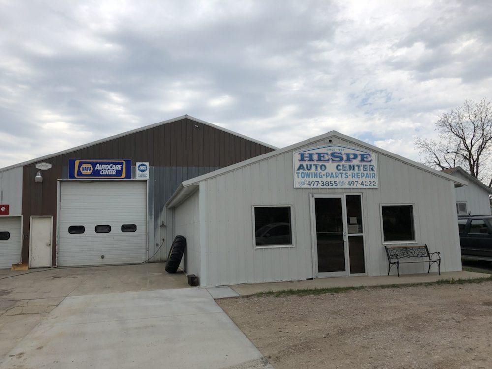 Hespe Auto Center: Springview, NE