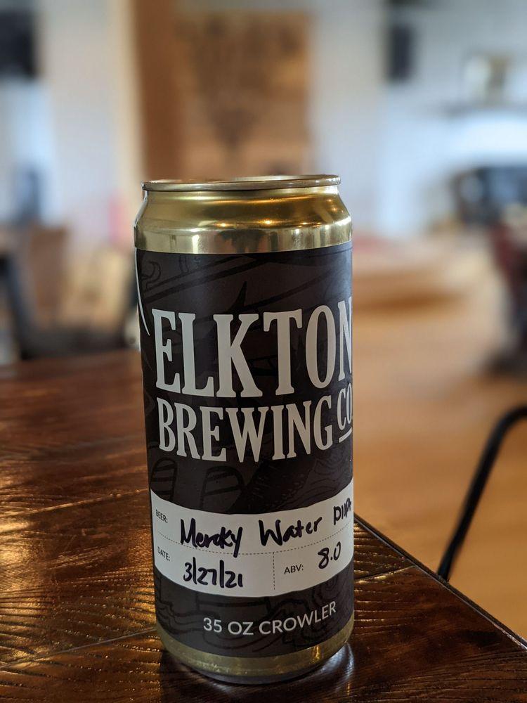 Elkton Brewing Company: 100 5th St, Elkton, VA
