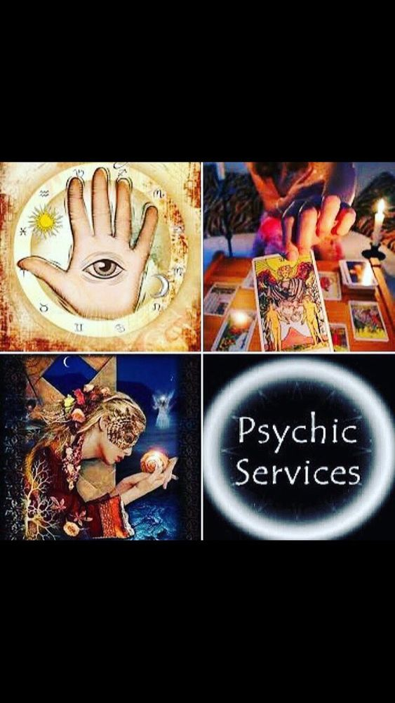 Palm, Tarot card, Psychic, And Crystal Ball readings  - Yelp