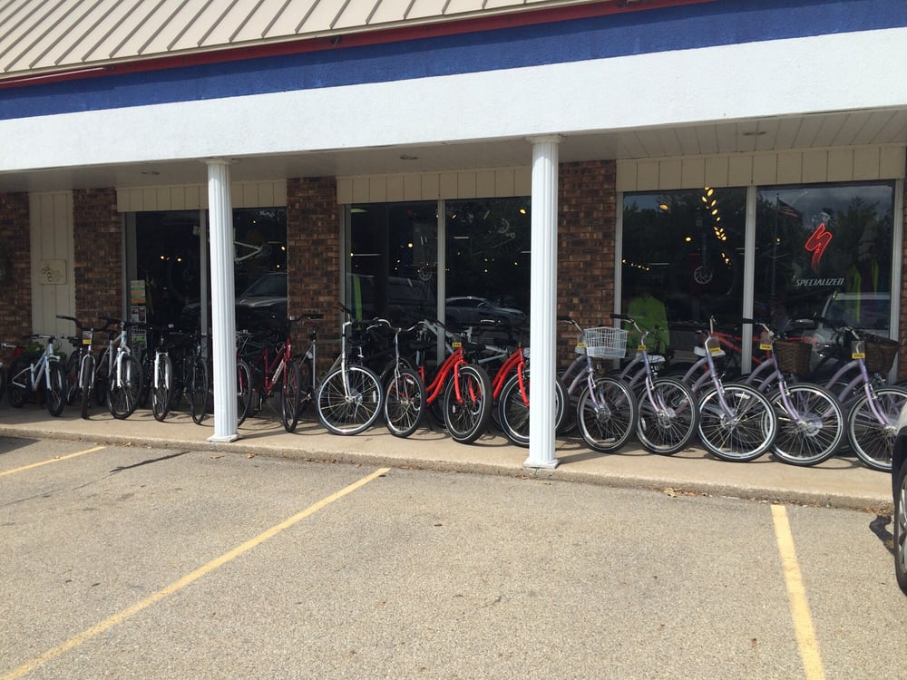 Cross Country Cycle: 345 Douglas Ave, Holland, MI