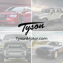 Tyson gets serviced