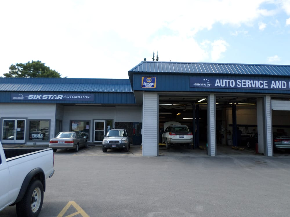 Six star automotive garages 909 hwy 2 nw sandpoint for Garage auto star antony