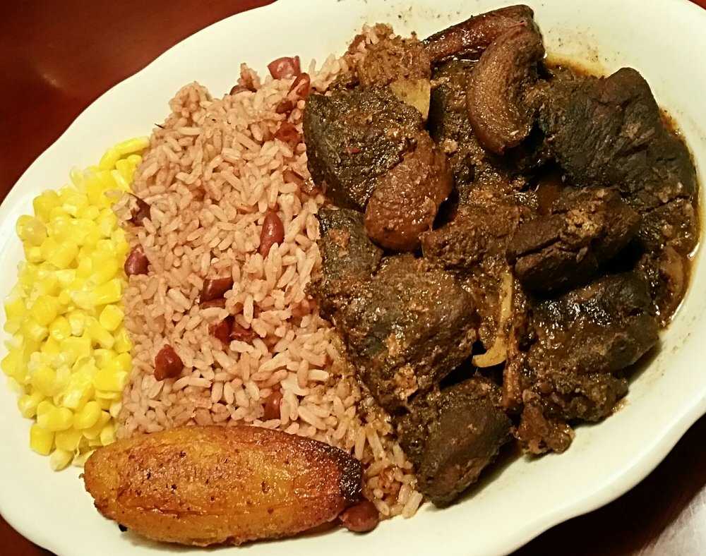 Cauldron Jamaican Restaurant
