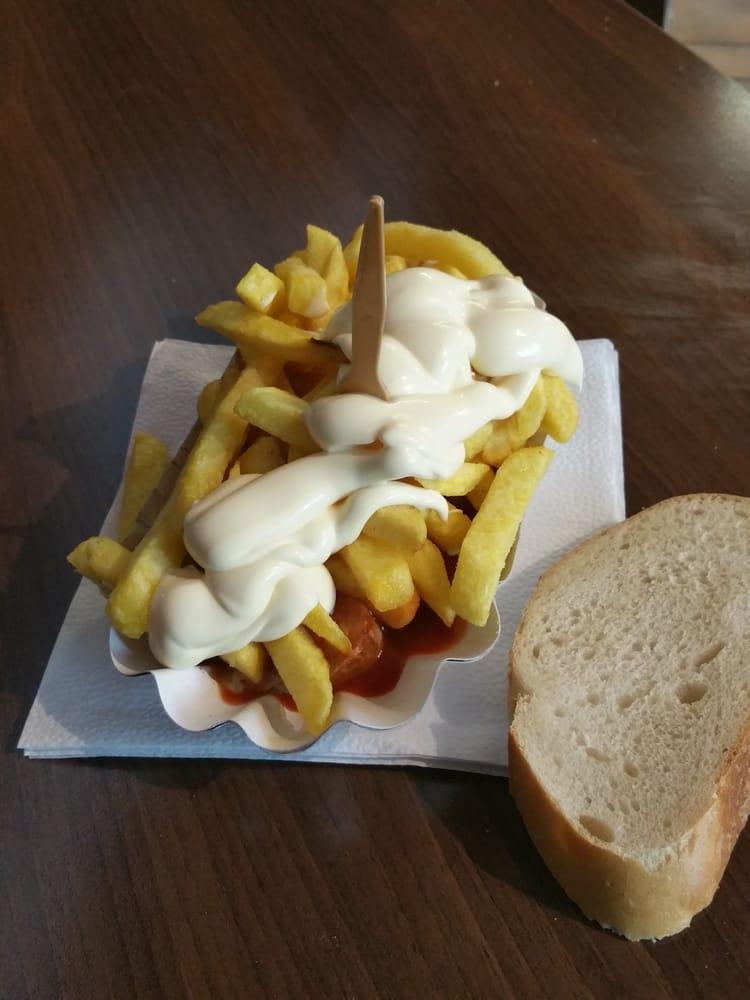 Imbissstube Silva Fridau  Fast Food  Uellendahler Str