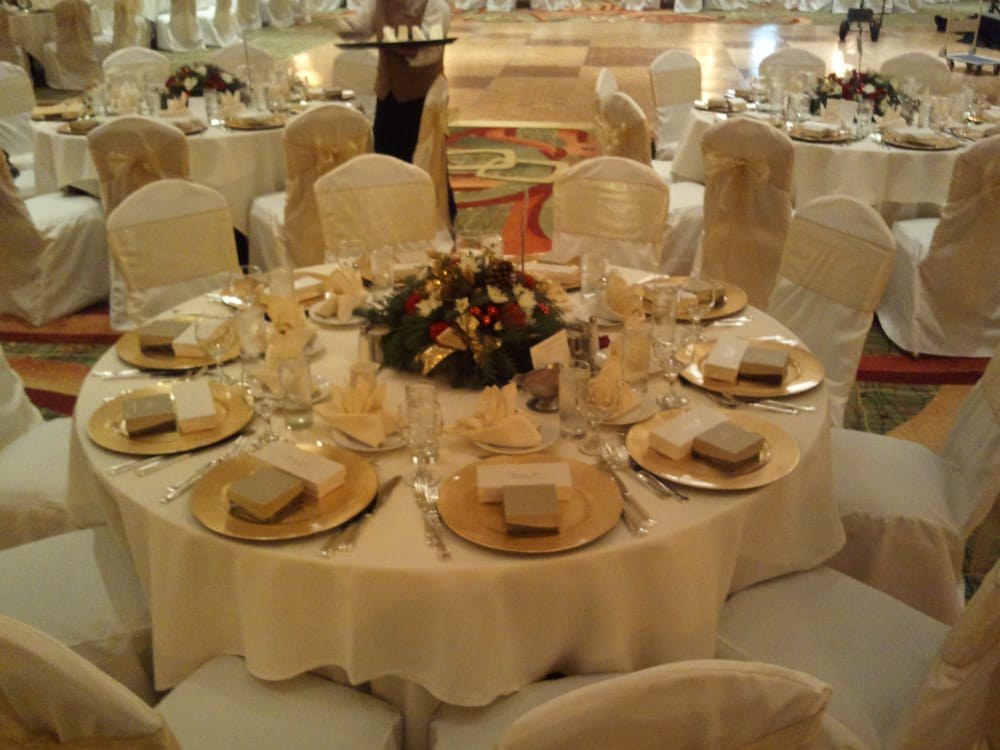 Photo Of Bella Event Services Costa Mesa Ca United States Gold Wedding