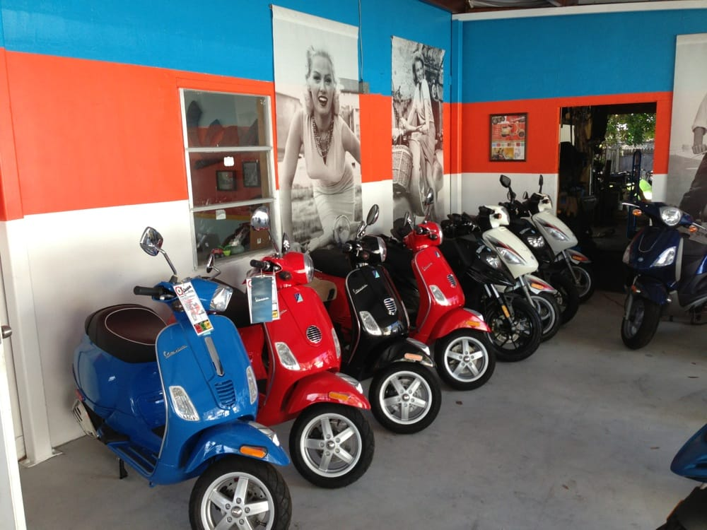 Vespa Clearwater: 614 S Missouri Ave, Clearwater, FL