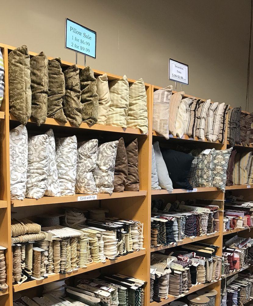 Loomcraft Textile Fabric Outlet: 2516 Tucker St, Burlington, NC