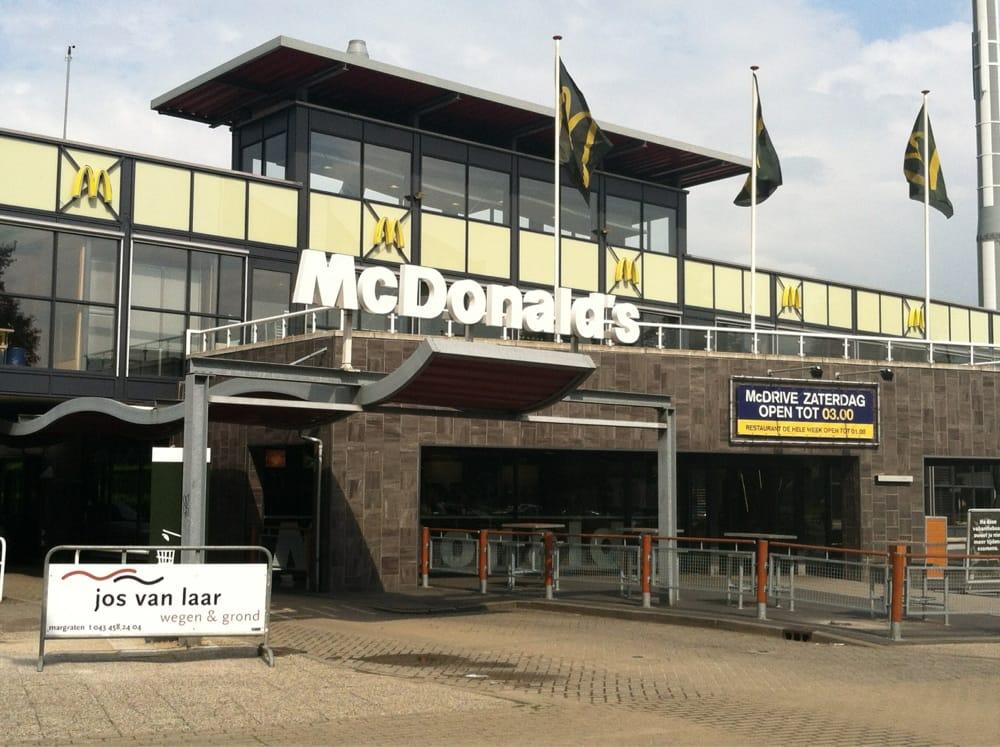McDonalds Fast Food Stadionplein 2 Maastricht Limburg The Netherlands Restaurant