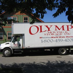 Photo of Olympic Moving u0026 Storage - Federal Way WA United States & Olympic Moving u0026 Storage - Movers - 1017 S 344th St Federal Way WA ...