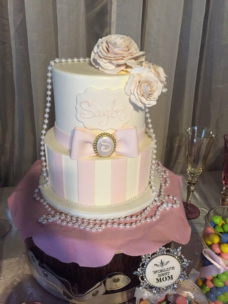photo of tasteful cakes corona ca united states baby shower cake