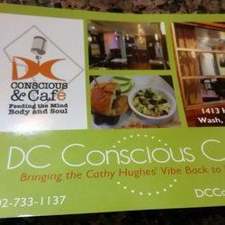 Yelp Dc Conscious Cafe