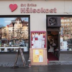hälsokostbutiker i stockholm