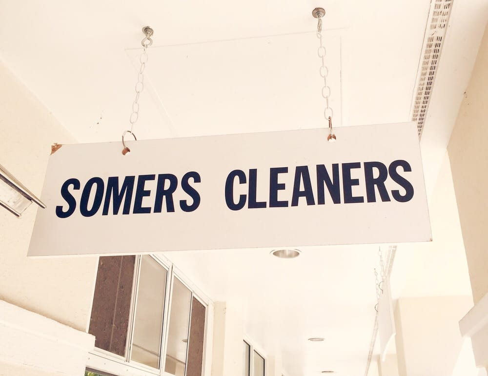 Somers Cleaners & Tailors: Towne Center At Somers, Somers, NY