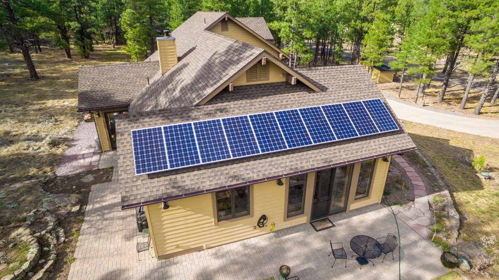 Prometheus Solar: 3875 E Huntington Dr, Flagstaff, AZ