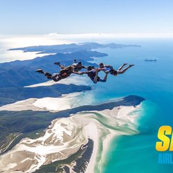 Photo Of Airlie Beach Skydivers Queensland Australia