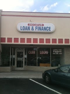 Decatur Loan and Finance
