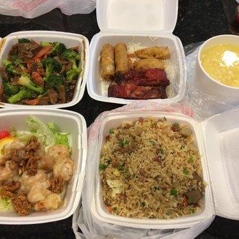 China Villa Restaurant Rocklin Menu