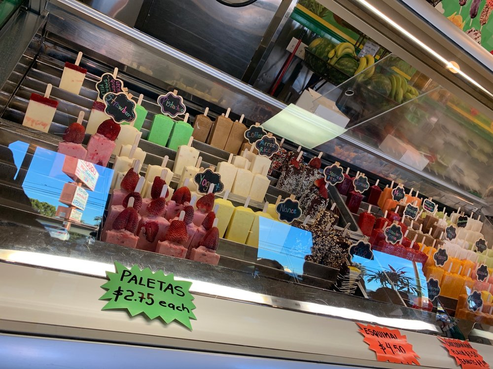 Mateo's Ice Cream & Fruit Bars