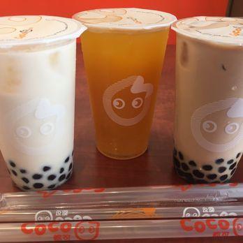 CoCo Fresh Tea & Juice - 652 Market St, Financial District