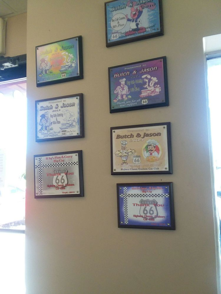 BJay's Pizza And Coneys: 363 State Park Dr, Bay City, MI