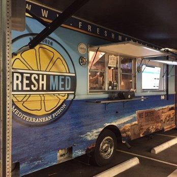 Fresh Med Food Truck Charlotte