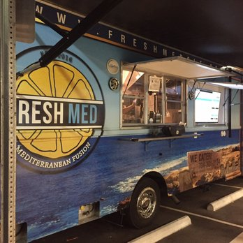 Fresh Med Food Truck Charlotte Nc