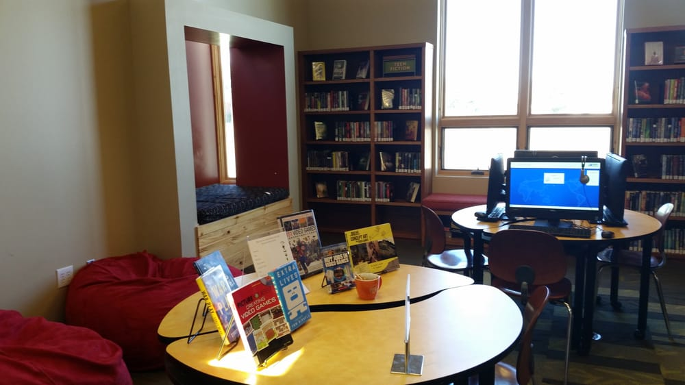 Anythink Library: 495 7th St, Bennett, CO