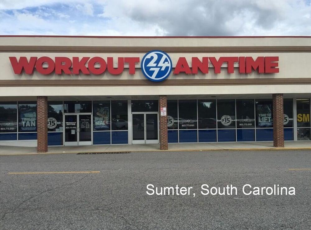 Workout Anytime - Sumter - 56 Photos - Gyms - 493 N Guignard
