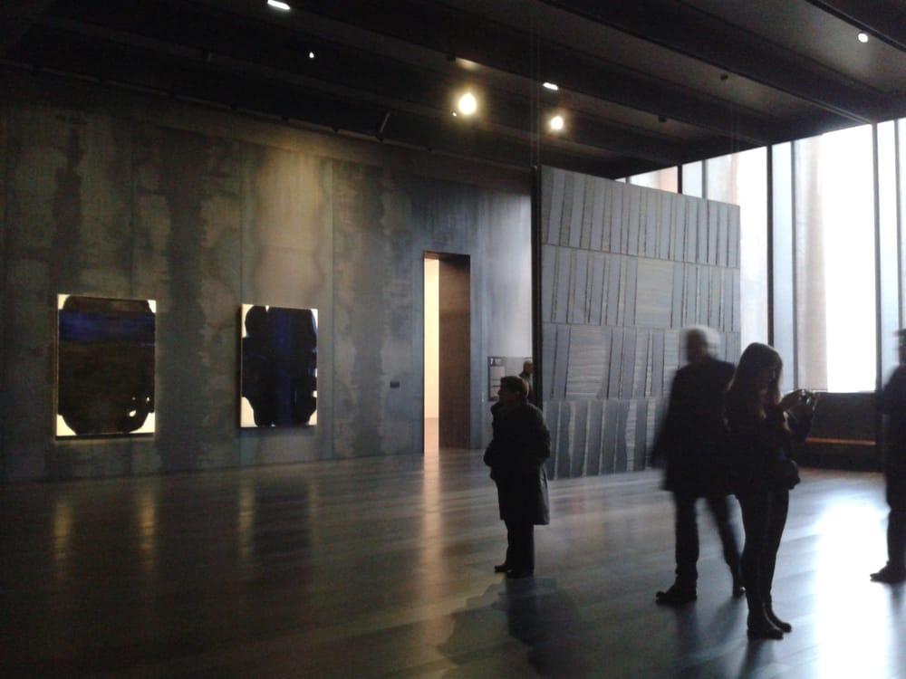 Musee soulages landmarks historical buildings jardin - Musee soulages rodez horaires ...