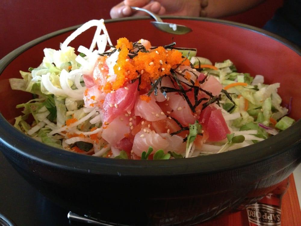 Hanabi Sushi Restaurant Cypress Ca