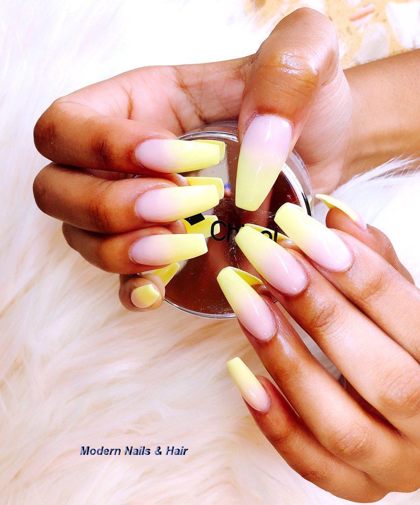 Modern Nails, Hair & Spa