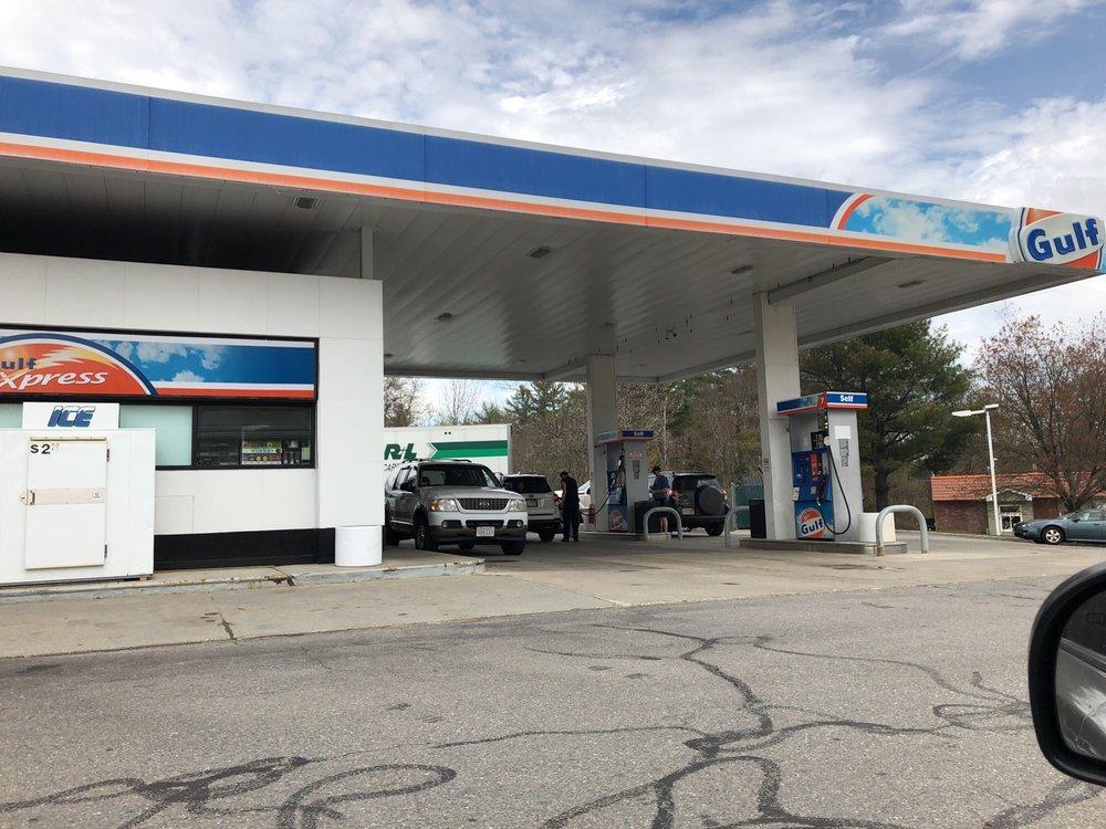Gulf Gas Station Near Me >> Lunenburg Gulf Gas Stations 451 Massachusetts Ave