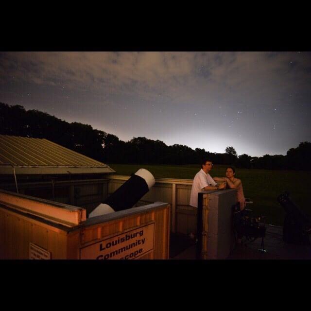 Powell Observatory: 26500 Melrose St, Louisburg, KS
