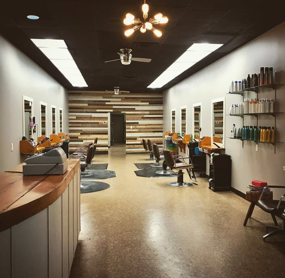 Salon D Family Hair Care: 40955 Merchants Ln, Leonardtown, MD