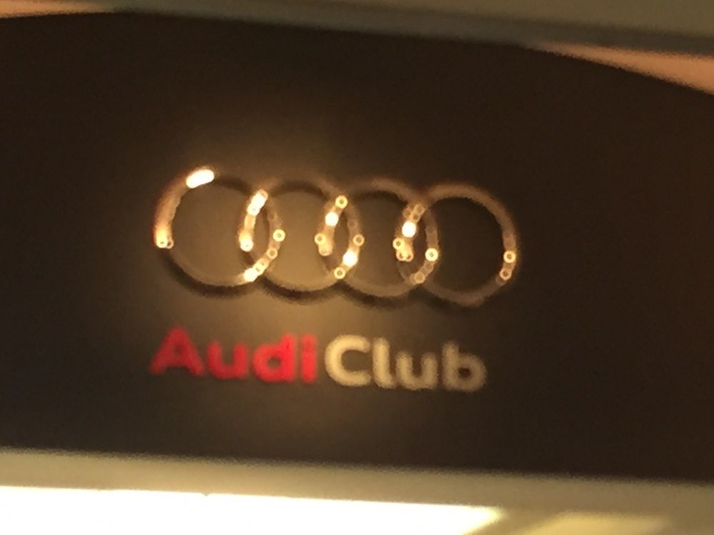 Audi Club @ Chase Field