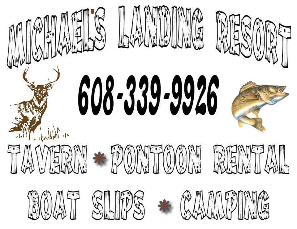 Michael's Landing Resort: 2004 County Road Z, Friendship, WI