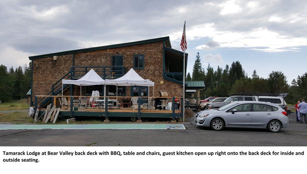 Tamarack Lodge: 18278 Hwy 4, Bear Valley, CA