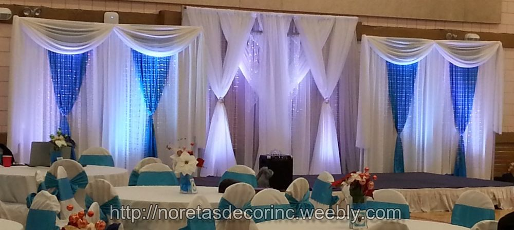 Weddings and events decoration calgary back drops reception photo of noretas decor inc calgary ab canada weddings and events decoration junglespirit Image collections