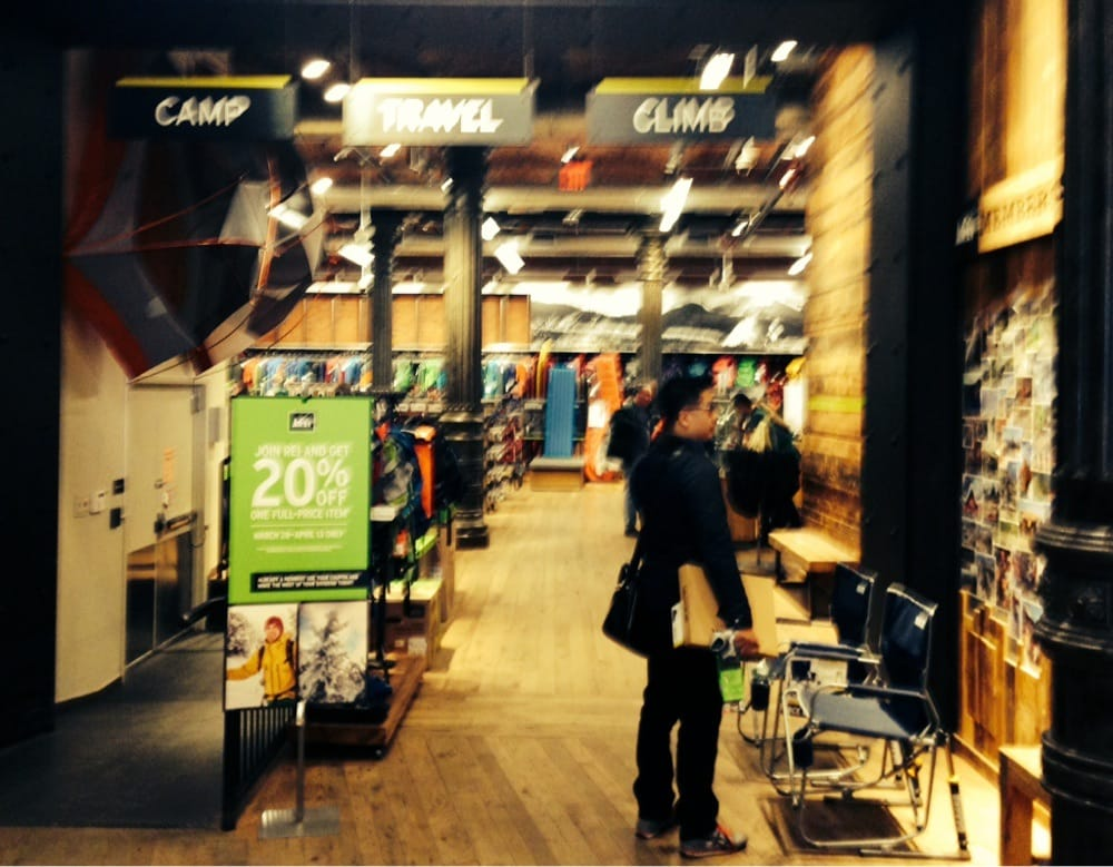 REI: 303 Lafayette St, New York, NY
