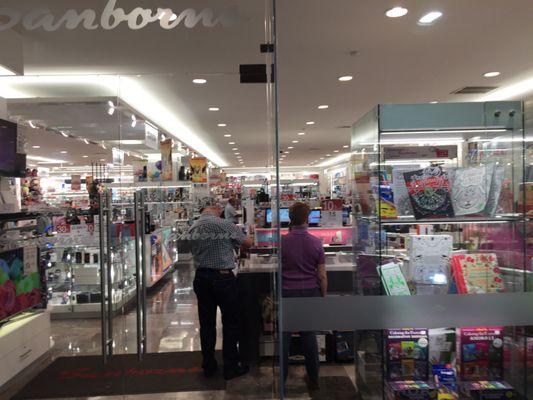 Sanborns san luis tienda departamental san luis potos for Sanborns azulejos horario