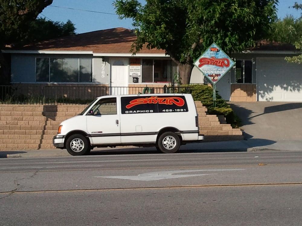 Stylin Graphics: 7765 El Camino Real, Atascadero, CA
