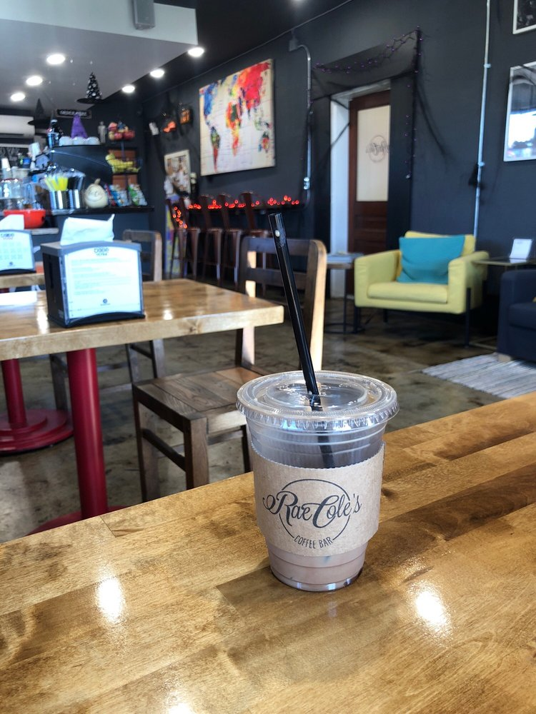 RaeCole's Coffee Bar: 322 W Main St, Park Hills, MO