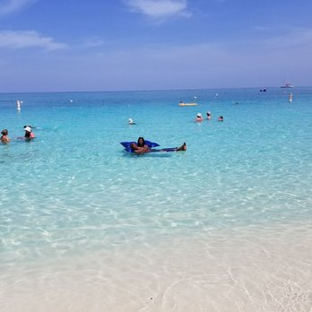 Photo Of 7 Mile Beach Grand Cayman Island Bwi United States